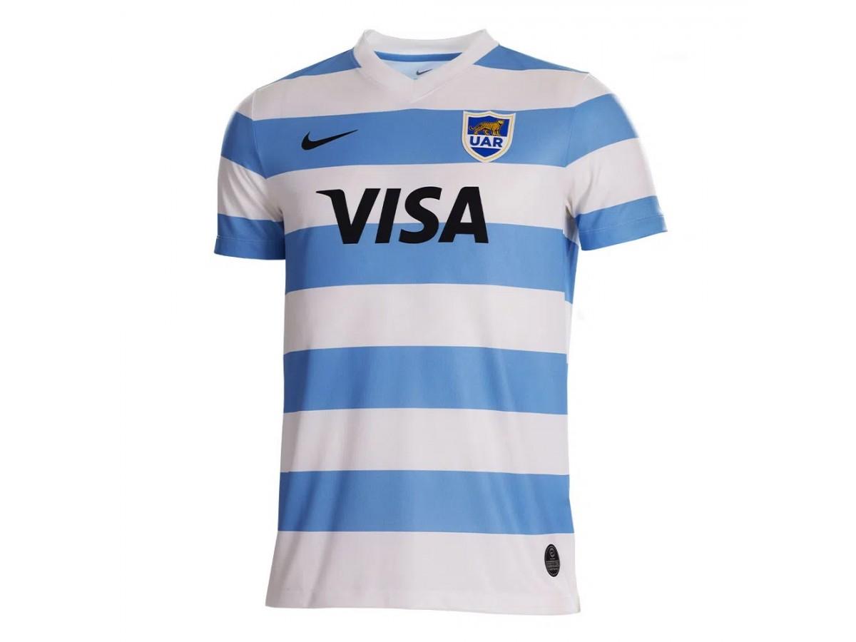 menú soldadura lógica  Nike Argentina Rugby 2020 Home Jersey