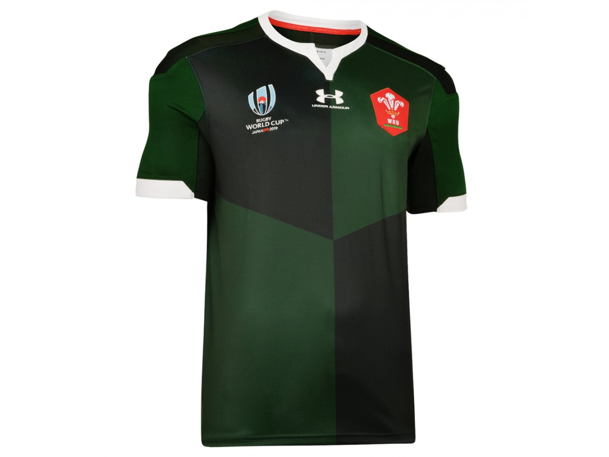 NEW 2019-2020 Wales Home//Away rugby jersey short sleeves T shirt S-XXXL