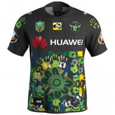 e3707a65a Canberra Raiders 2018 Men s Indigenous Jersey