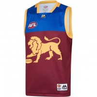 Brisbane Lions 2019 Men's Home Guernsey