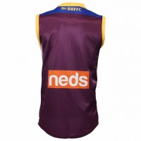 Brisbane Lions 2020 Men's Home Guernsey