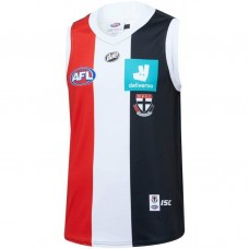 St Kilda Saints 2020 Men's Home Guernsey
