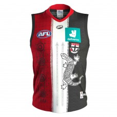 St Kilda Saints 2020 Men's Indigenous Guernsey