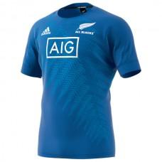 @BNWT New Zealand All Blacks Mens Training Shirt 2020 league jerseys