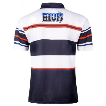 Auckland Blues Rugby 1996 Retro Jersey