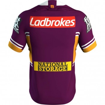 Brisbane Broncos 2020 Men's Home Jersey