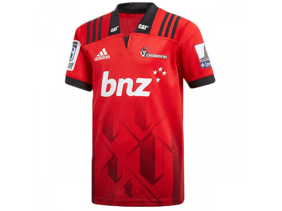 c9071c35891 Crusaders 2018 Super Rugby Home Jersey