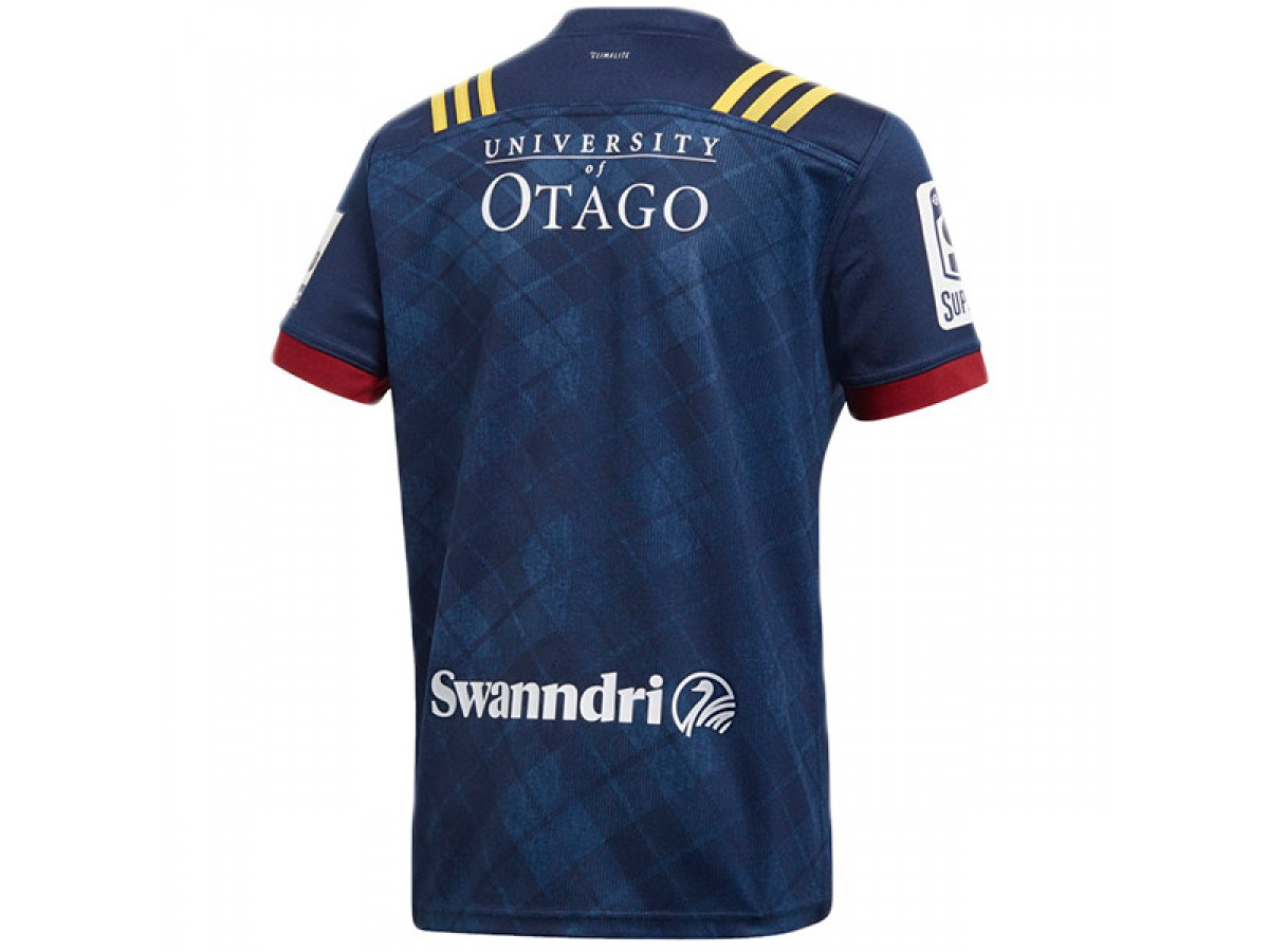 2593a631d86 Highlanders 2018 Super Rugby Home Jersey