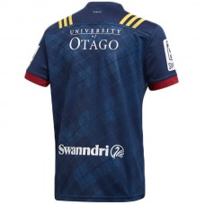 Highlanders 2018 Super Rugby Home Jersey