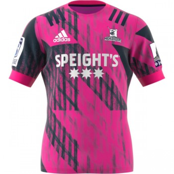Highlanders Super Rugby Training Jersey 2020