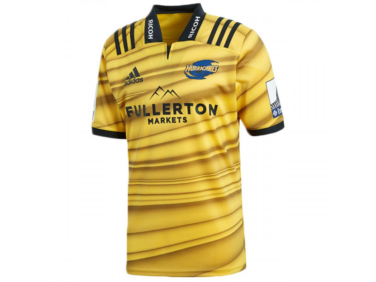 f95c29ca221 Hurricanes 2018 Super Rugby Home Jersey