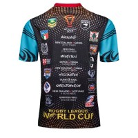 All Nations ultimate 2017 Men's  World Cup Jersey