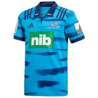 Blues 2018 Super Rugby Home Jersey