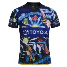 North Queensland Cowboys 2016 Men's Indigenous Jersey