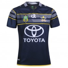 North Queensland Cowboys 2017 Men's Home Jersey