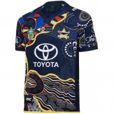 North Queensland Cowboys 2017 Men's Indigenous Jersey