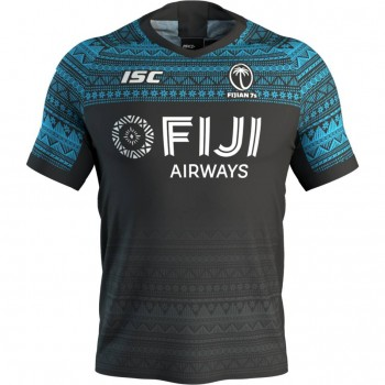 FIJI 2019 Airways Sevens Away Jersey