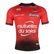 2017/18 Men's France RCT TOULON Home Rugby Jersey