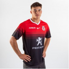 Nike Toulouse 2019/20 Home Rugby Shirt