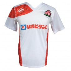 JAPAN MEN'S 2018 RUGBY HOME JERSEY