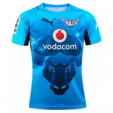 2017 Men's Bulls Super Rugby Home Jersey