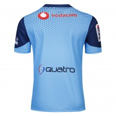 2019 Men's Bulls Super Rugby Home Jersey Blue