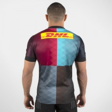 Harlequins 2020 2021 Home Rugby Jersey
