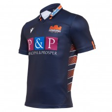 Edinburgh Rugby 2020 2021 Home Jersey