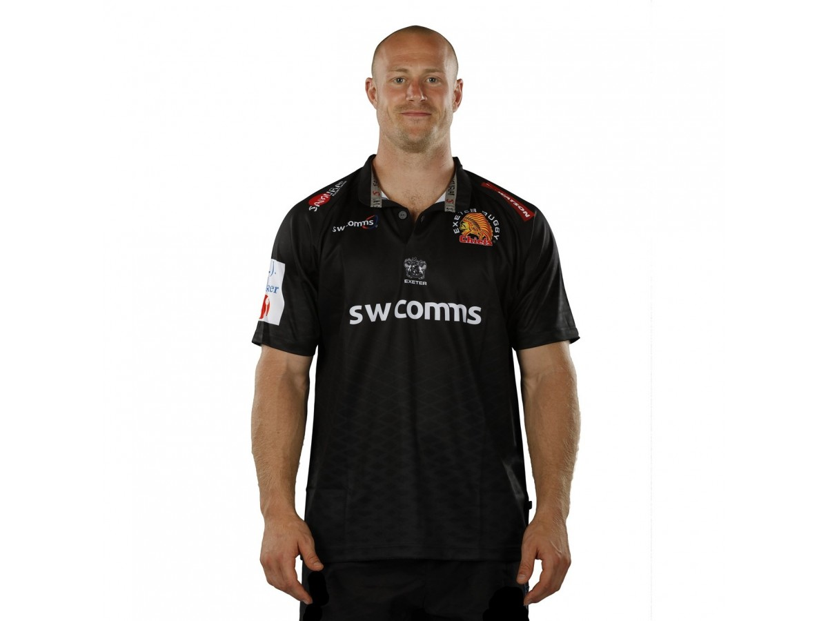 d1b35f59ea6 EXETER CHIEFS RUGBY 17/18 HOME JERSEY