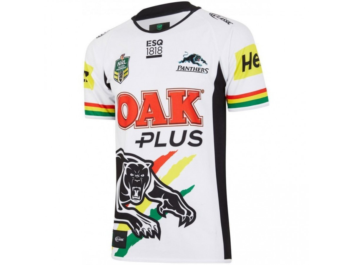0a603c30236 Penrith Panthers 2018 Men's Alternate Jersey