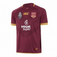 QLD Maroons 2018 Men's Home Jersey