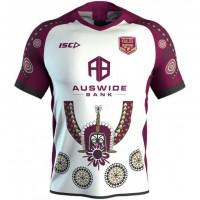 QLD Maroons 2019 Men's Indigenous Training Jersey