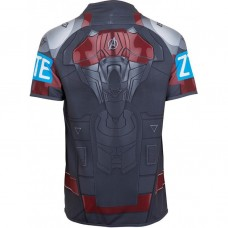 Manly Warringah Sea Eagles 2017 Men's Falcon Marvel Jersey