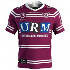 Manly Warringah Sea Eagles 2019 Men's Home Jersey
