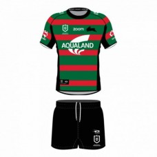 South Sydney Rabbitohs 2021 Kids Home Kit
