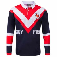Eastern Suburbs Roosters 1976 Retro Jersey