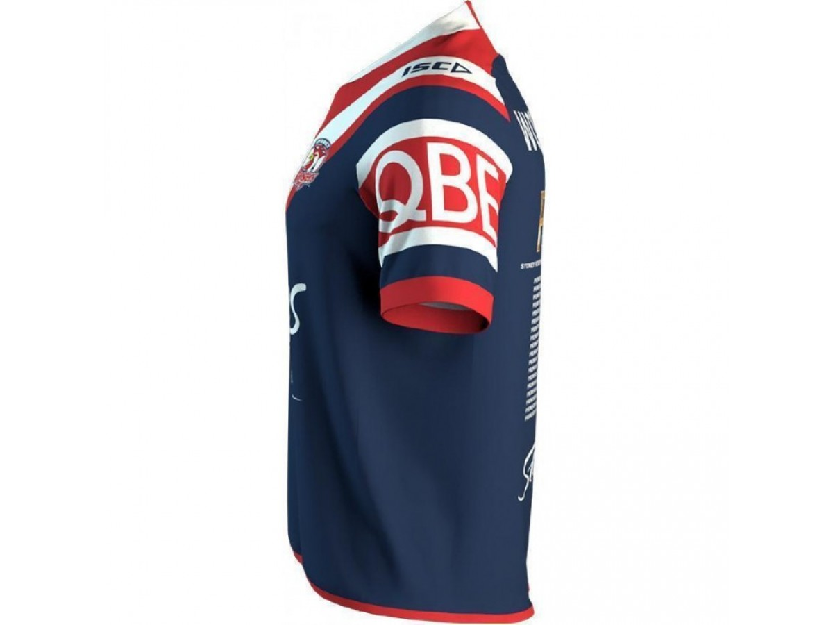 619ded0ab81 Sydney Roosters 2018 Men's Premiers Jersey