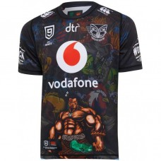 New Zealand Warriors 2020 Men's Nines Mayhem Jersey