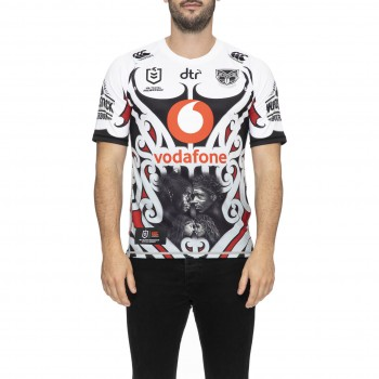 Warriors 2020 Men's Indigenous Jersey