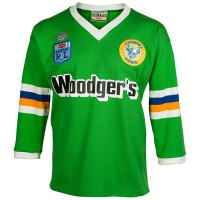 Canberra Raiders 1989 Retro Jersey