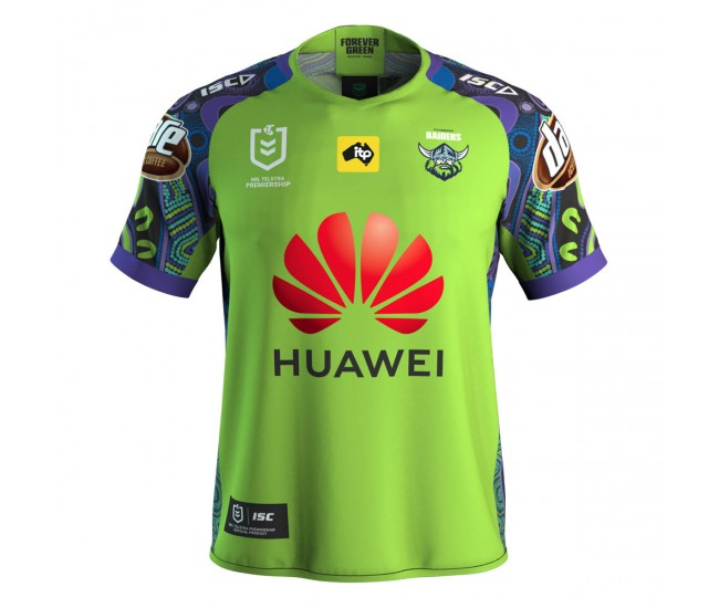 Canberra Raiders 2020 Men's Indigenous Jersey
