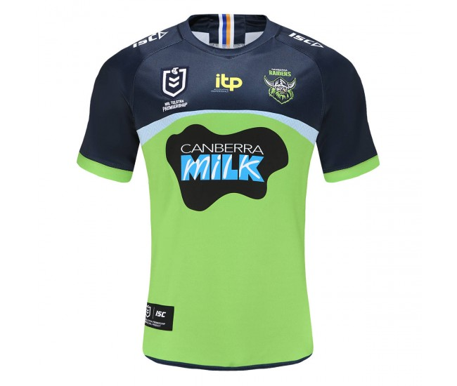 Canberra Raiders 2021 Men's Home Jersey