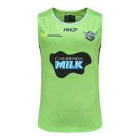 Canberra Raiders 2021 Men's Training Singlet